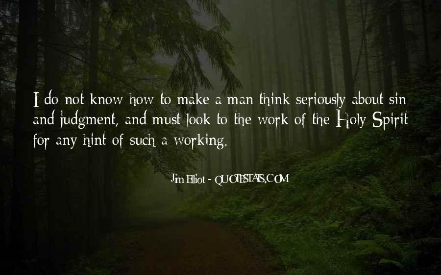 Quotes About Working Man #342893