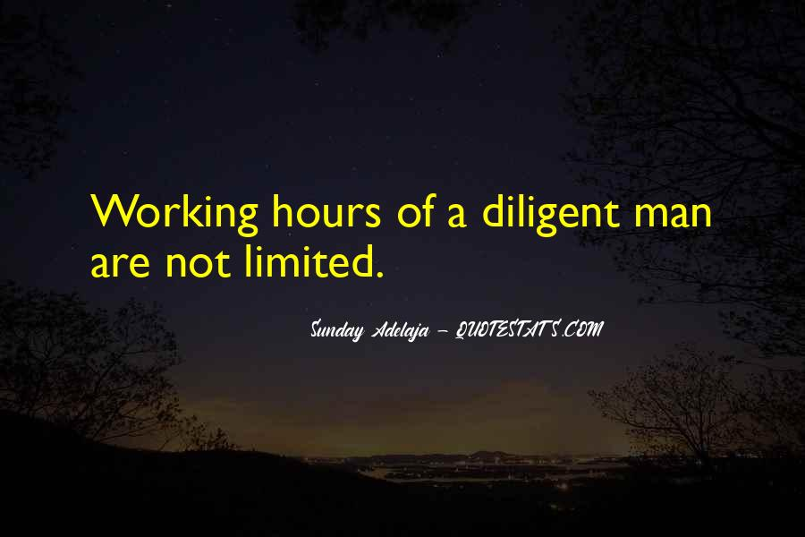 Quotes About Working Man #348612