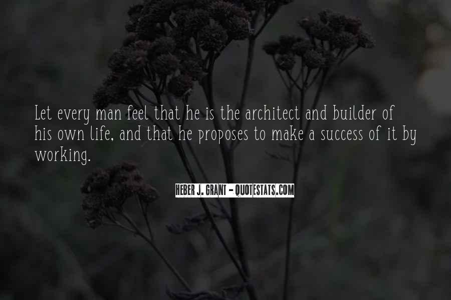 Quotes About Working Man #352773