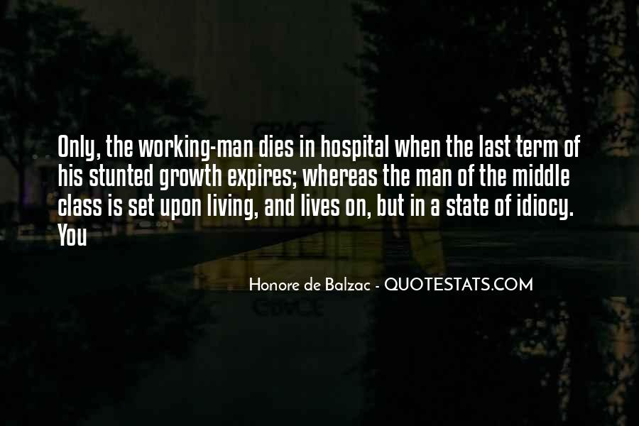 Quotes About Working Man #526879