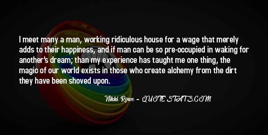 Quotes About Working Man #561375