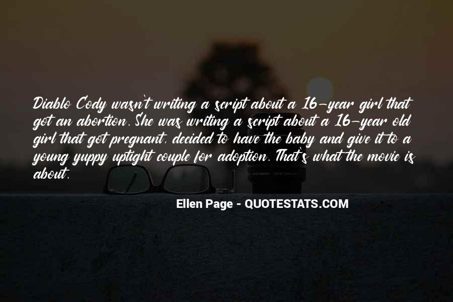 Quotes About Script Writing #1159917