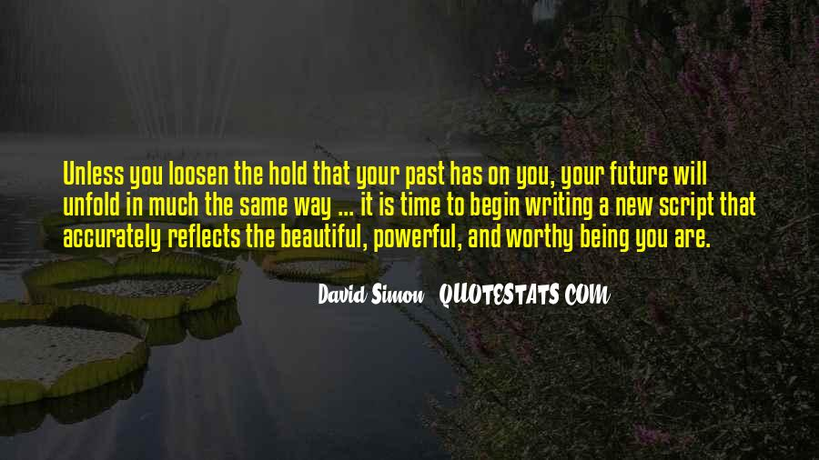 Quotes About Script Writing #1268758
