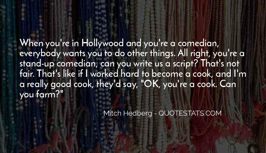 Quotes About Script Writing #629403