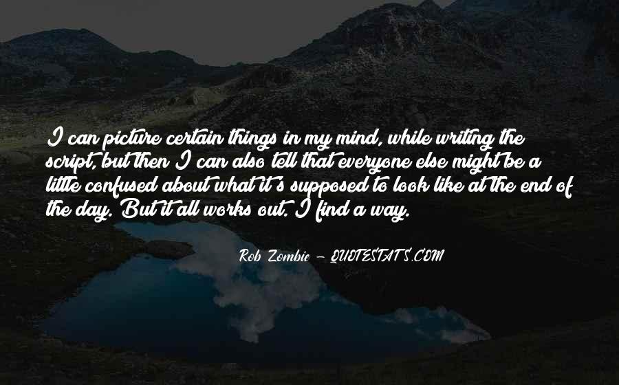 Quotes About Script Writing #884909