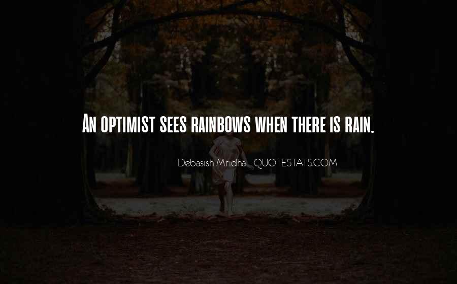 Quotes About Happiness And Rainbows #504965