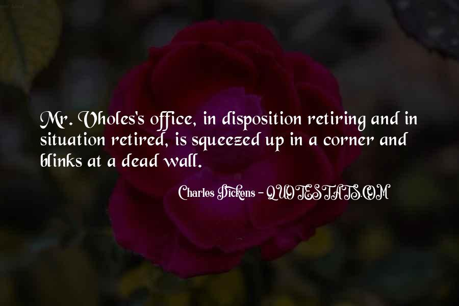 Quotes About The Corner Office #42492