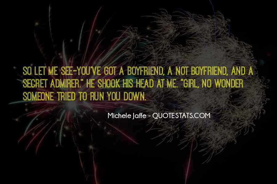 Quotes About A Girl Who Wants Your Boyfriend #839242