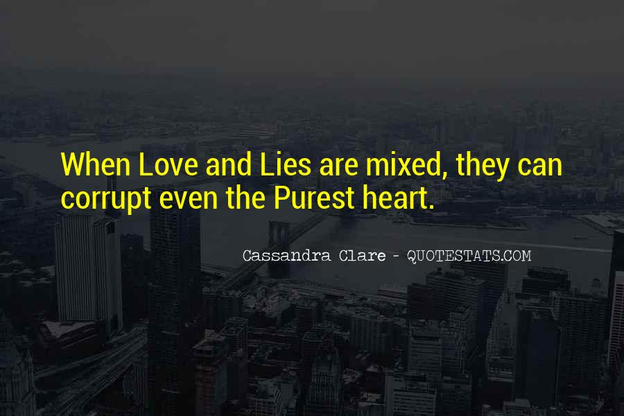 Quotes About Corrupt Heart #1660853