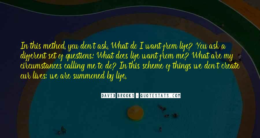 Quotes About Things You Don Want To Do #28878