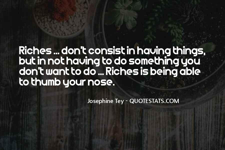 Quotes About Things You Don Want To Do #449257