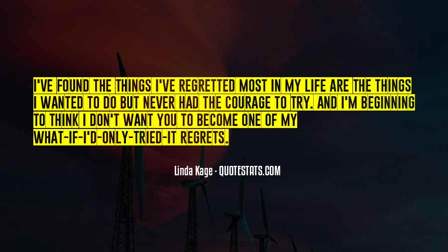 Quotes About Things You Don Want To Do #529106