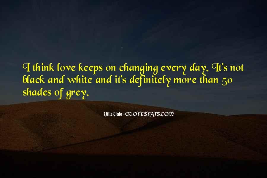 Quotes About Love Never Changing #163939