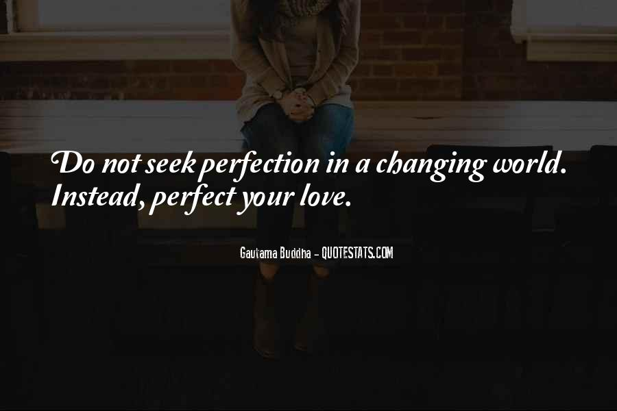 Quotes About Love Never Changing #174794
