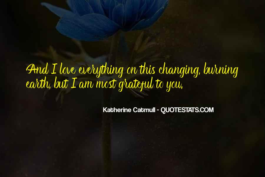 Quotes About Love Never Changing #203709