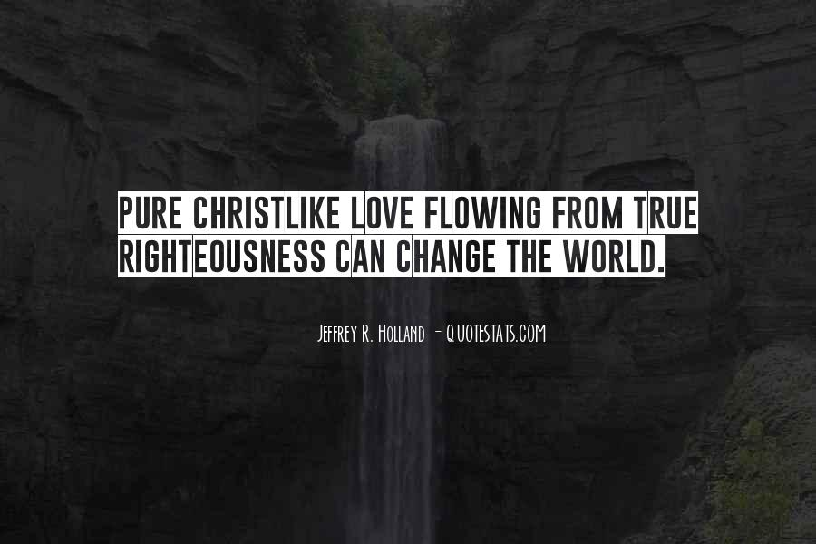 Quotes About Love Never Changing #297912