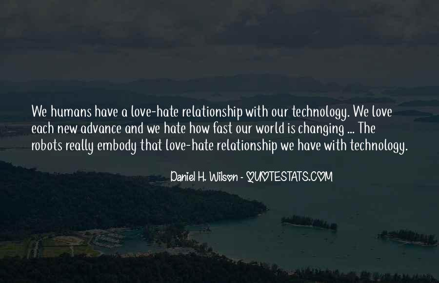 Quotes About Love Never Changing #421142