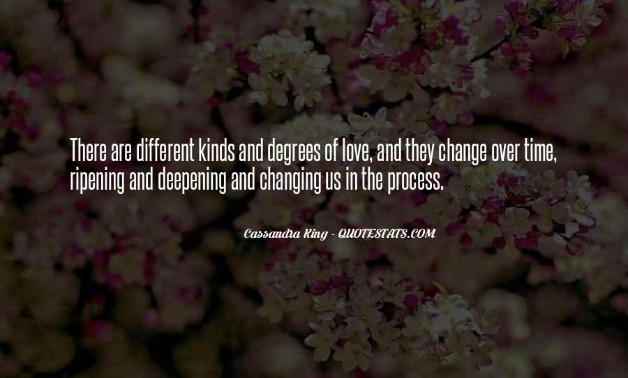 Quotes About Love Never Changing #516672