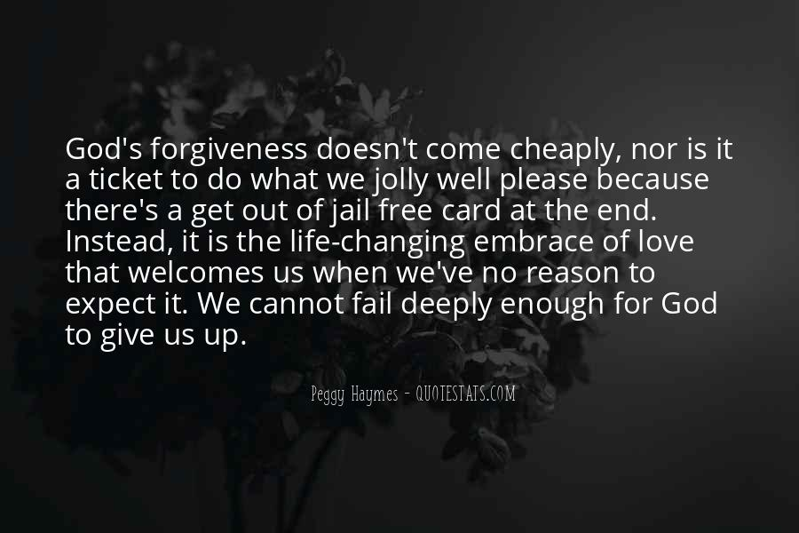 Quotes About Love Never Changing #571952
