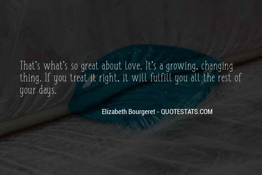Quotes About Love Never Changing #630678