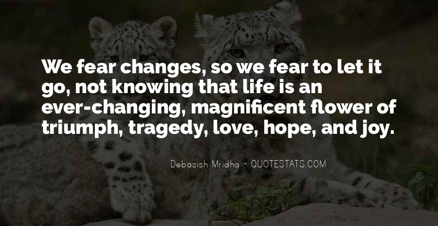 Quotes About Love Never Changing #633982