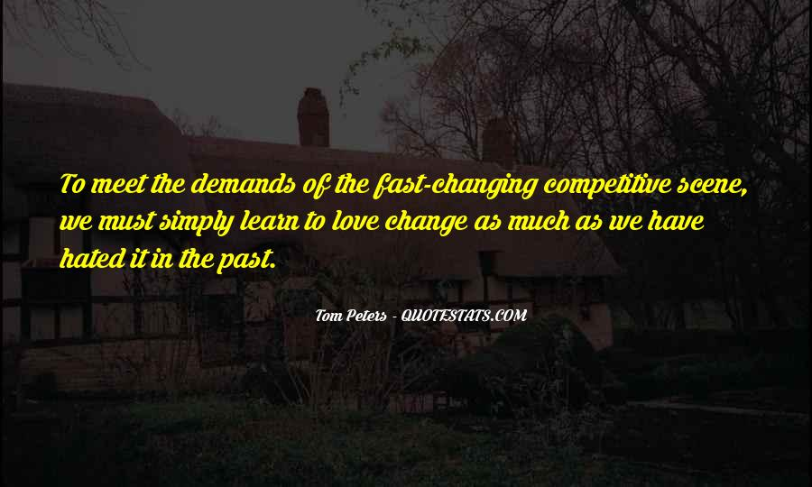 Quotes About Love Never Changing #695853