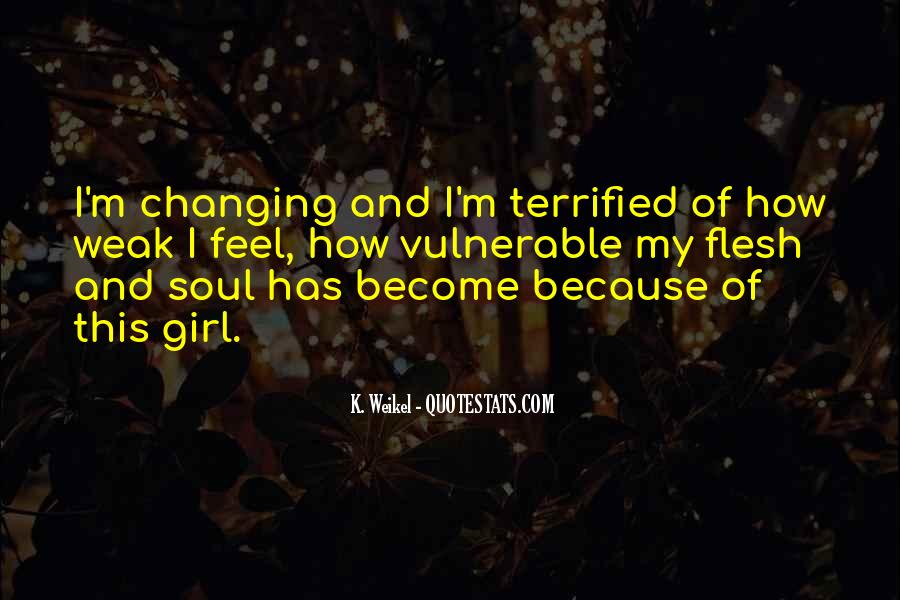 Quotes About Love Never Changing #825055