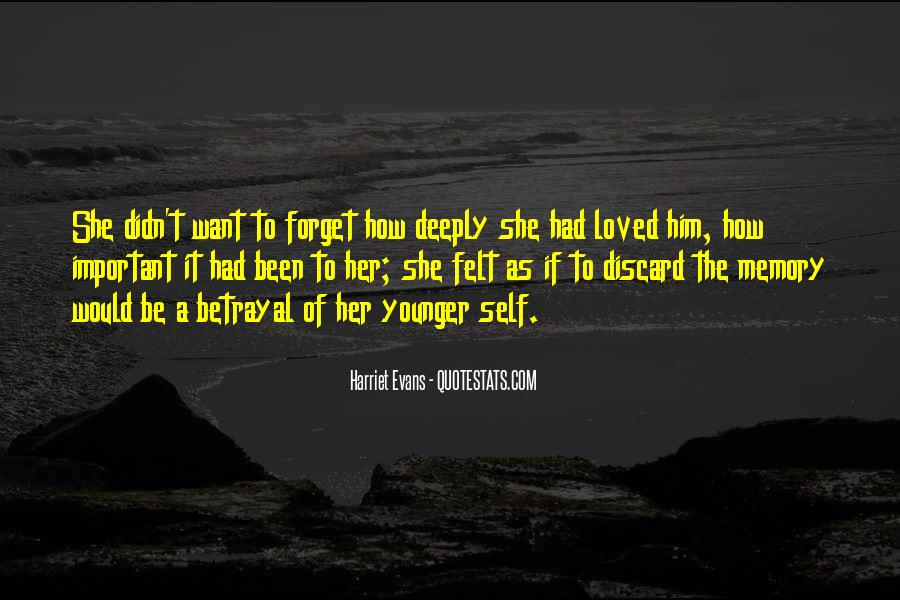 Quotes About Past Memories To Forget #219849
