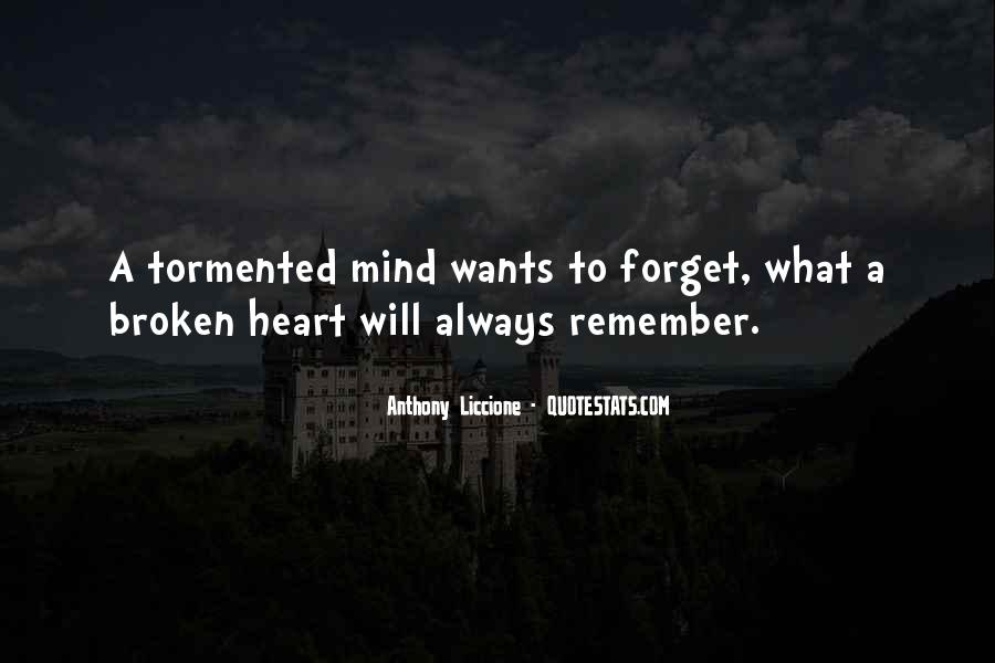 Quotes About Past Memories To Forget #29254