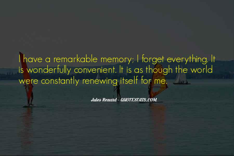 Quotes About Past Memories To Forget #331465