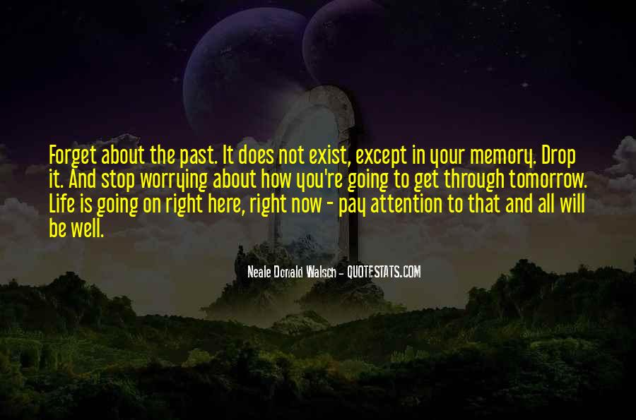 Quotes About Past Memories To Forget #522961