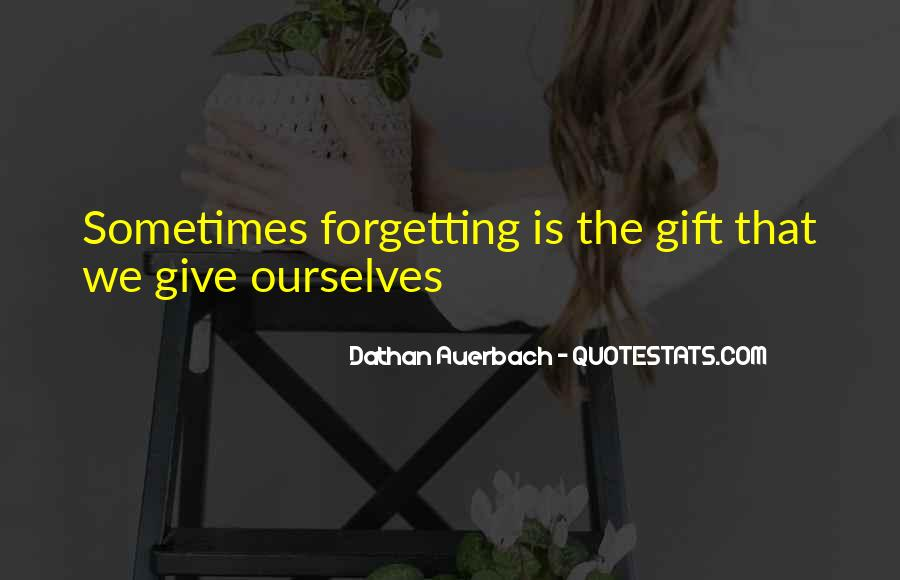 Quotes About Past Memories To Forget #58583