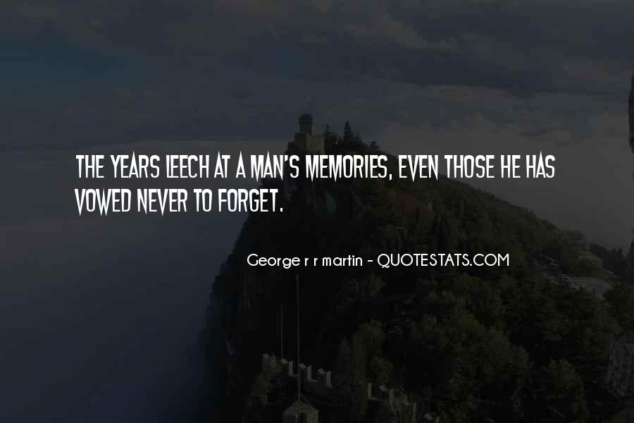 Quotes About Past Memories To Forget #97264
