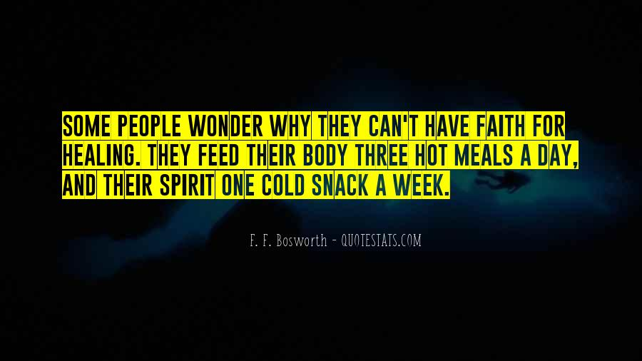Quotes About Snack #558323