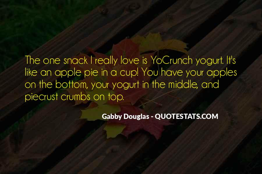 Quotes About Snack #746531