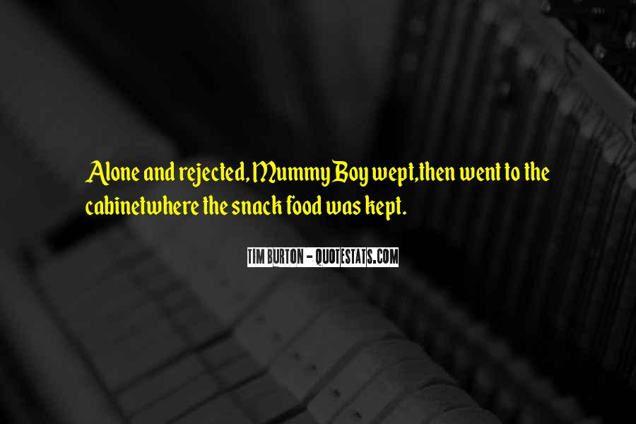 Quotes About Snack #772345
