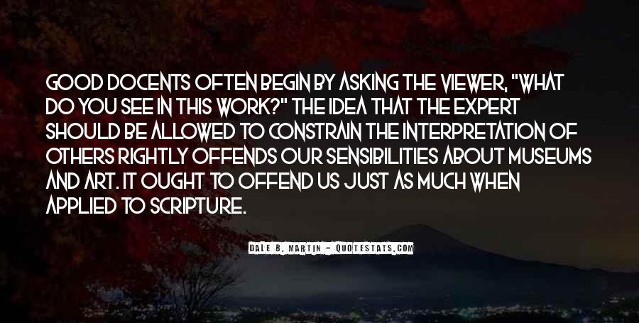 Quotes About Biblical Hermeneutics #982995