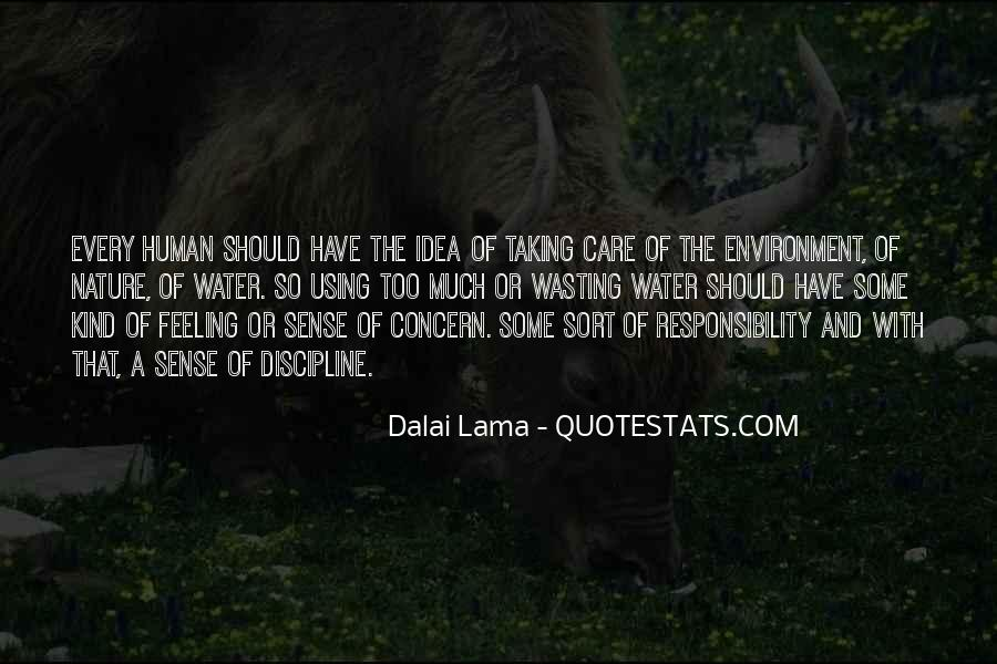 Quotes About Taking Care Of The Environment #282184