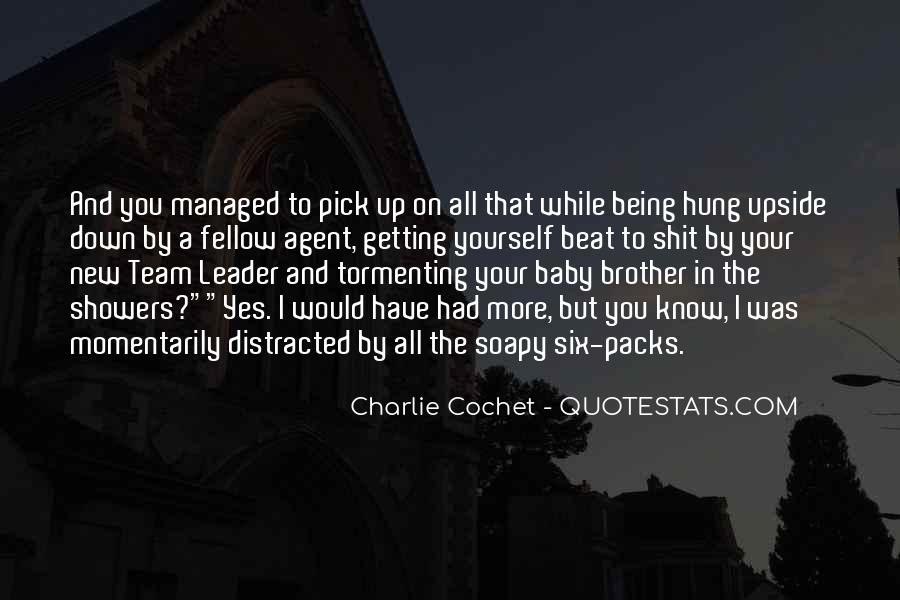 Quotes About A New Baby Brother #672079