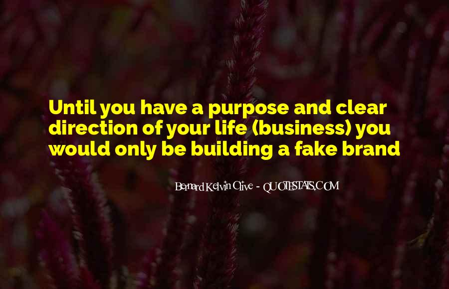 Quotes About Personal Business #112486