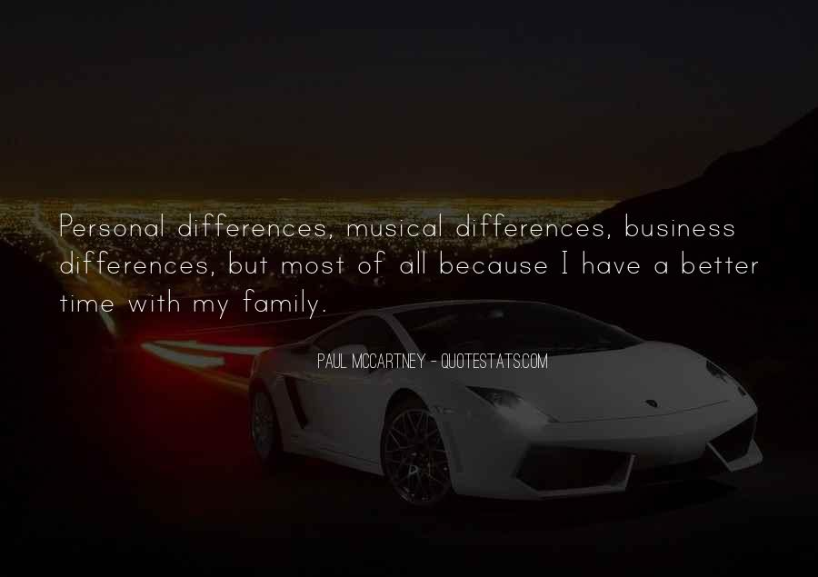 Quotes About Personal Business #230027