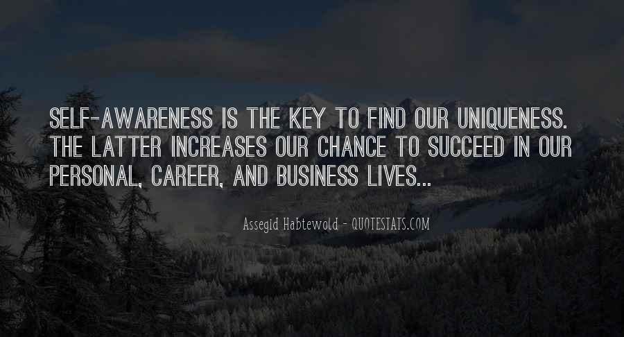 Quotes About Personal Business #332157