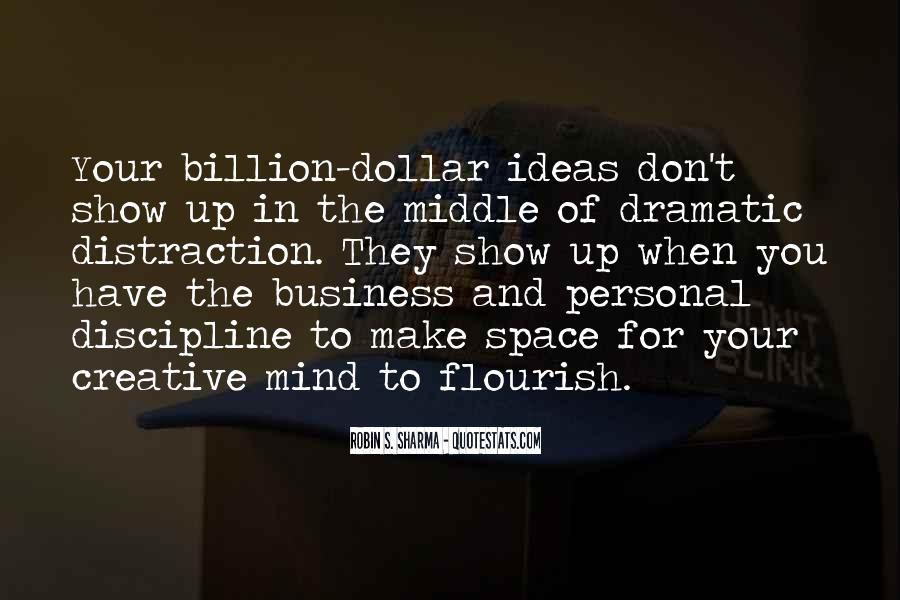 Quotes About Personal Business #589231