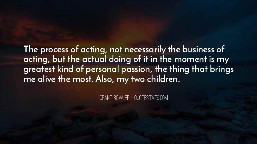 Quotes About Personal Business #653371