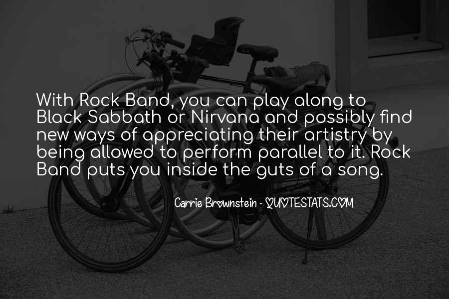 Quotes About Being A Rock For Someone #23756