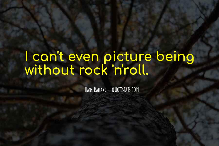 Quotes About Being A Rock For Someone #82875
