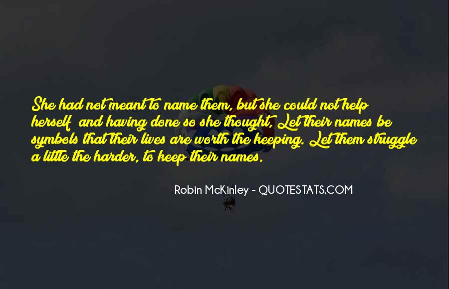 Quotes About Not Meant To Be #140147