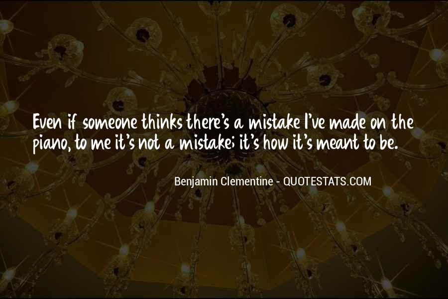Quotes About Not Meant To Be #275892
