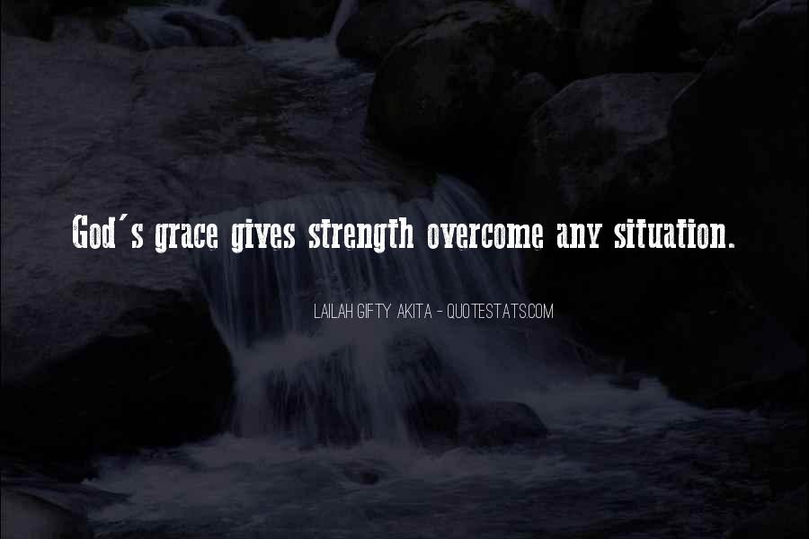 Quotes About Overcoming Obstacles And Challenges #17702