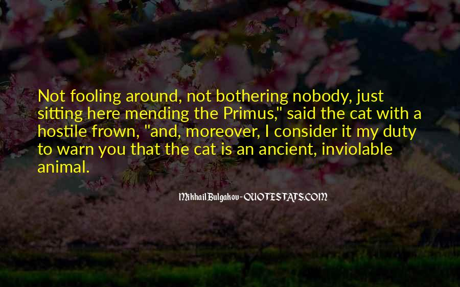 Quotes About Fooling Yourself #267442